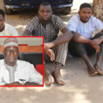 PHOTOS: 18-Yrs-Old, 3 Other Suspects Arrested In Connection With The Murder Of Bauchi Lawmaker, Musa Mante