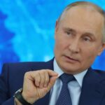 Putin says if Russia had poisoned opposition leader Navalny he would be dead