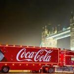 Coca-cola Nigeria counts down to Christmas with iconic caravan