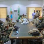 Boko Haram: Zulum receives delegates of Cameroonian Military