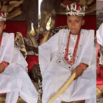 10-Year-Old Boy Becomes The Youngest King In Anambra (Photos)