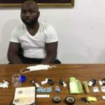 Police Arrest 26-Year-Old Nigerian Man With Drugs In Thailand (photos)