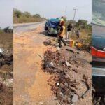 14 Killed In Ghastly Auto Crash Along Lokoja-Obajana Road (photos)