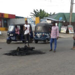 Three Suspected Thieves Burnt To Death In Calabar (Graphic Photos viewers discretion is advised)
