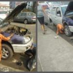 Social media reacts as photos of 6-year-old mechanic boy go viral