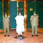 What President Buhari Told New Service Chiefs – Adesina