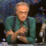 Former CNN Anchor, Larry King Test Positive For COVID-19, Hospitalized