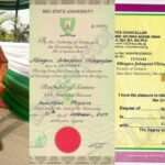 PHOTOS: Meet Mbagwu Johnpaul Chiagoziem: The First IMSU Student To Bag A 1st Class In Physics Department