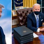 Donald Trump Left Me A Very Generous Letter – President Joe Biden