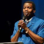 COVID-19: Pastor Adeboye States Position On Use Of Face Masks
