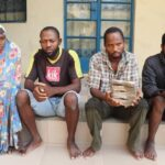 PHOTOS: Police Arrest 7 Kidnappers In Niger State, Recover N3.2m Cash