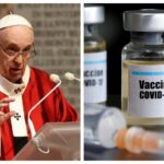 Pope: I'll Recieve COVID-19 Vaccine Next Week