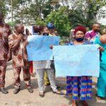 Herdsmen: Protesters Storm Akure Over Akeredolu's Order