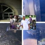 BREAKING: Sunday Igboho's house burnt down (photos)