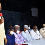 PHOTOS: South-West Governors And Miyetti Allah Ban Open Grazing After Meeting