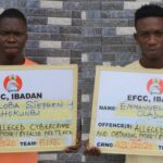 Two 'Yahoo Boys' Sentenced To Jail In Abeokuta