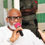 BREAKING: Akeredolu Wins Again
