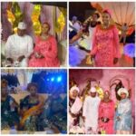 Photos From The Wedding Of Ex-Speaker, Dimeji Bankole To Kebbi State Governor's Daughter