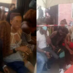 PHOTOS: Police Arrest 43 Clubgoers, Strippers For Violating COVID-19 Protocols In Lagos