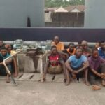 Navy Arrests 24 Suspected Oil Thieves In Ondo