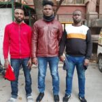 Three Nigerians Deported From India For Illegal Stay