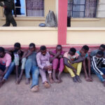 25 Notorious Cultists Arrested During Initiation Ceremony In Ogun