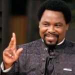 """What God Showed Me About COVID-19"", Prophet T. B Joshua Reveals"