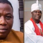 Sunday Igboho apologises to Ooni, insists Yoruba must protect territories against kidnapping