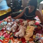 PHOTOS: Bayelsa Woman Gives Birth To Sextuplets After 6 Years Of Having Twins