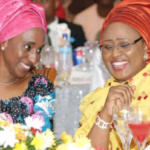 Dolapo Osinbajo Celebrates Aisha Buhari As She Clocks 50