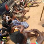Osun Amotekun Arrest Hoodlums, Hands Them Over To Security Agencies