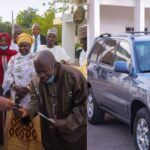 Borno Gov Gifts N14 Million, Toyota Highlander To 'Yoruba Doctor' Once Kidnapped By Boko Haram