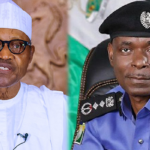 Buhari orders IG Adamu to hand over