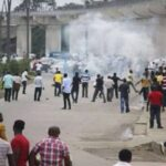 BREAKING: Tension As NURTW, Rival Group Clash In Lagos (Video)