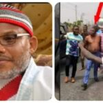 IPOB Leader, Nnamdi Kanu To FG: Do Not Touch Sunday Igboho