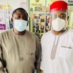 Fani-Kayode 'In Trouble' After Meeting Buhari's Aide Femi Adesina In Abuja