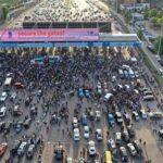 #OccupyLekkiTollGate, #DefendLagos trend over Lekki toll gate reopening