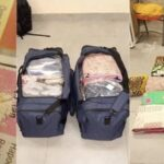 PHOTOS: How NDLEA Seized Cocaine Worth N30billion From Nigerian Lady Who Returned From Brazil