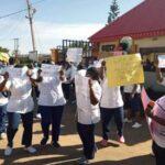 Ondo Nurses to embark on strike over half salary