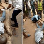 LASEMA Rescues Man From Committing Suicide In Ikeja (PHOTOS)