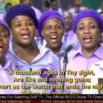 PHOTOS: Top 10 Nigerian Pentecostal Churches With The Best Choir/Music Department