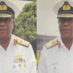 BREAKING: Admiral Aikhomu Dies From 'COVID-19' Complications