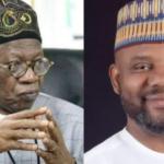 APC In Disarray As Deputy Spokesman Says Lai Mohammed Is Buhari's Biggest Problem