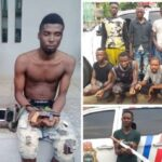 Police Arrest 14 Male Robbery Suspects, 1 Female Accomplice In Lagos