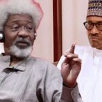 Buhari doesn't understand extent of Nigeria's crisis, says Soyinka