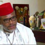 Nnamdi Kanu reacts as Gov El-Rufai admits Fulani involved in kidnapping, banditry