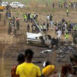 UPDATE: Seven Passengers Died In Abuja Crash — Air Force Reveals (PHOTOS)
