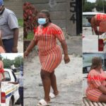 """""""He Invited Me For Sεx"""" – Says Curvy Woman Caught Sleeping With 13-Year-Old Boy [Photos]"""
