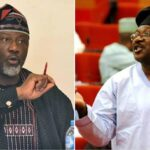 Smart Adeyemi Is Bloodthirsty – Dino Melaye Attacks Kogi Senator For 'Insulting' Ikpeazu