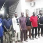 Police Arrest Suspected Carjacking Gang In Lagos